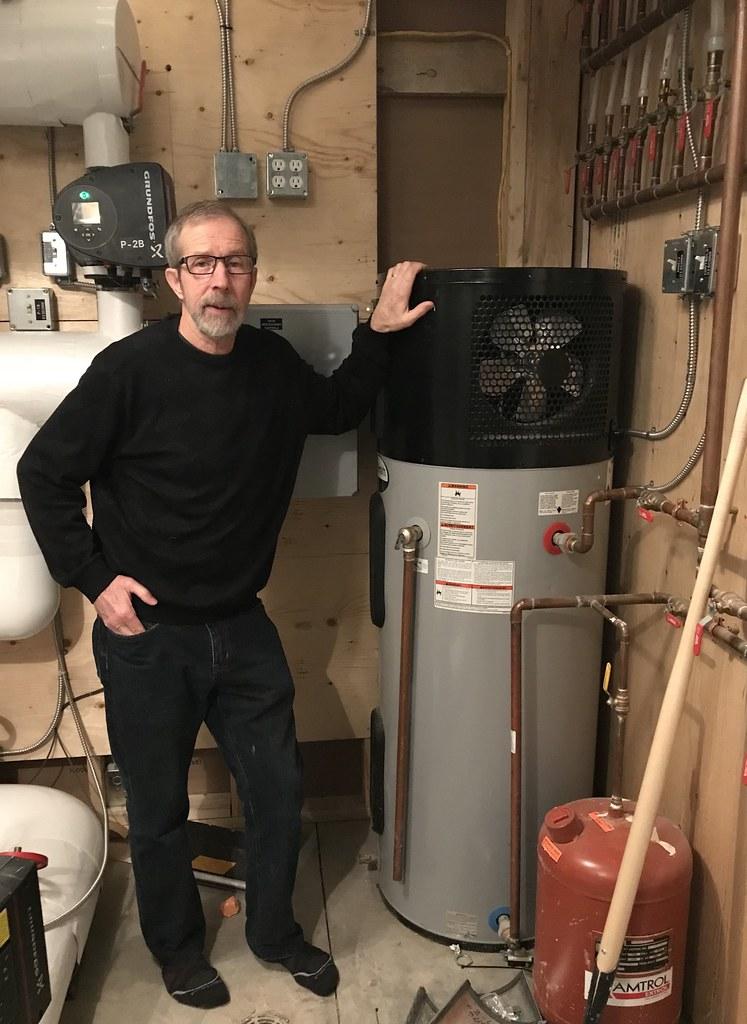Water heater - Heat pump
