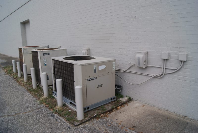 Inter-unit connections
